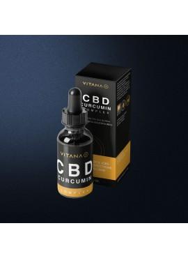 VITANA CBD + curcumin