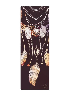 Dreamcatcher Yoga mat